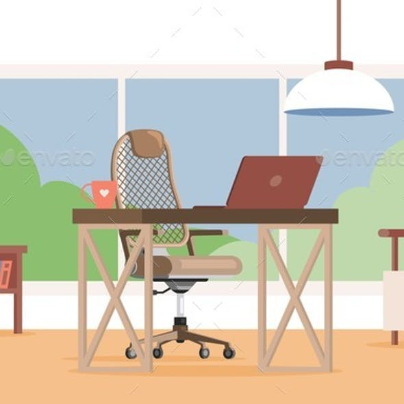 Modern Home Workplace