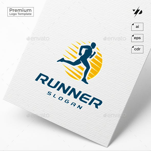 Running Human