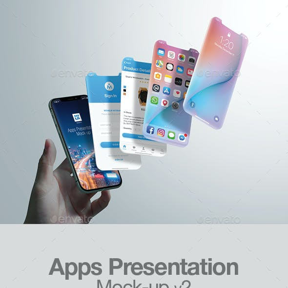 Apps Presentation Mock-up v2