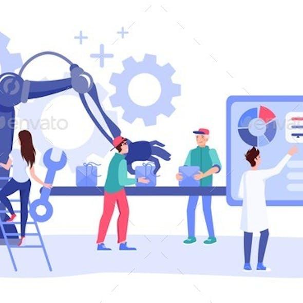 Automation Digital Email Marketing Campaign Idea