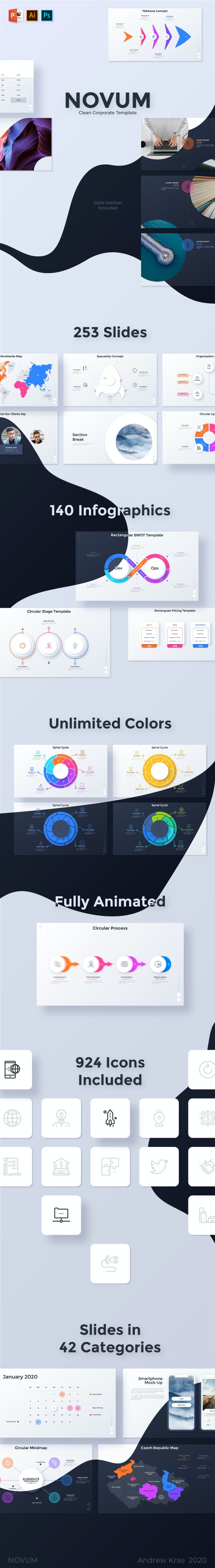 Novum Slides For Powerpoint - Business PowerPoint Templates