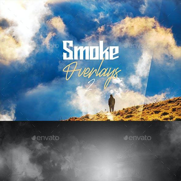 50 Smoke Overlays Vol.2