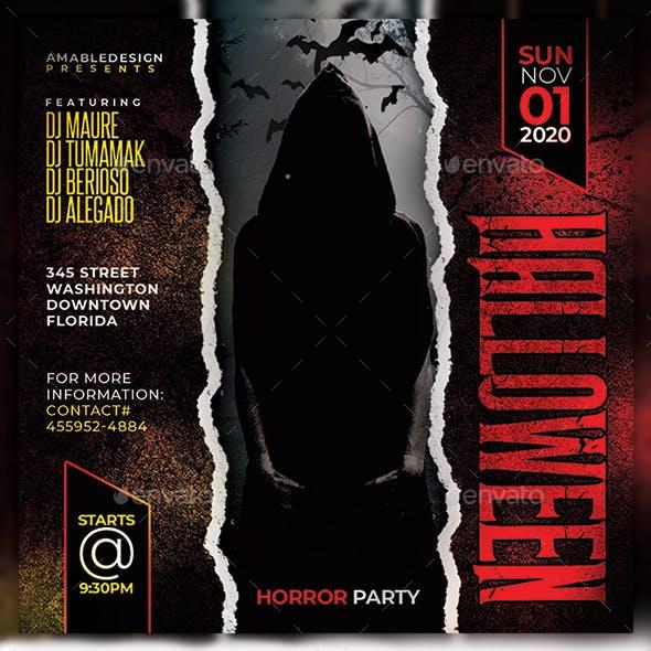 Halloween Flyer/Poster