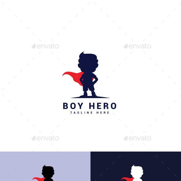 Boy Hero Logo