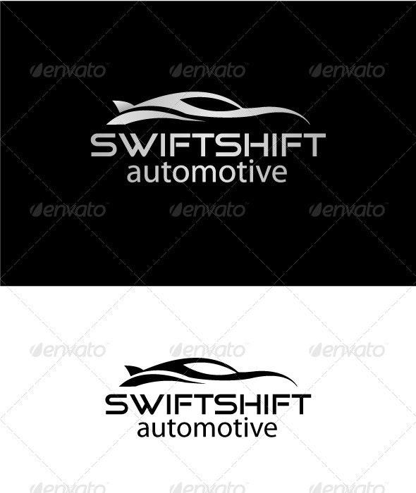 Motor Business Logo - Objects Logo Templates