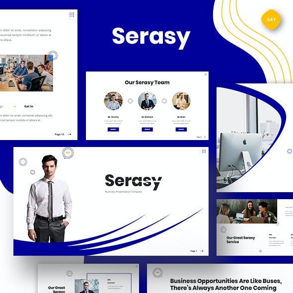 Serasy - Business Google Slides