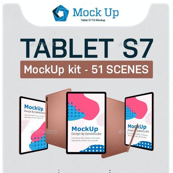 Tablet S7 Kit