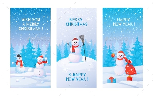 Winter Posters - Miscellaneous Seasons/Holidays