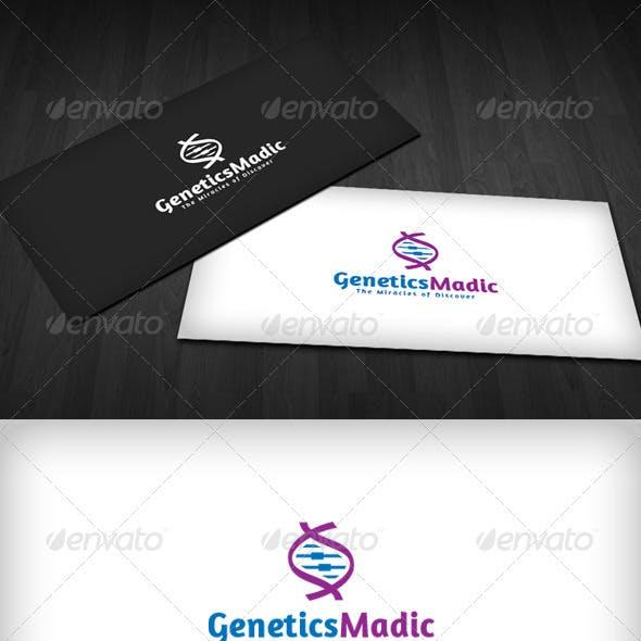 Genetics Madic Logo