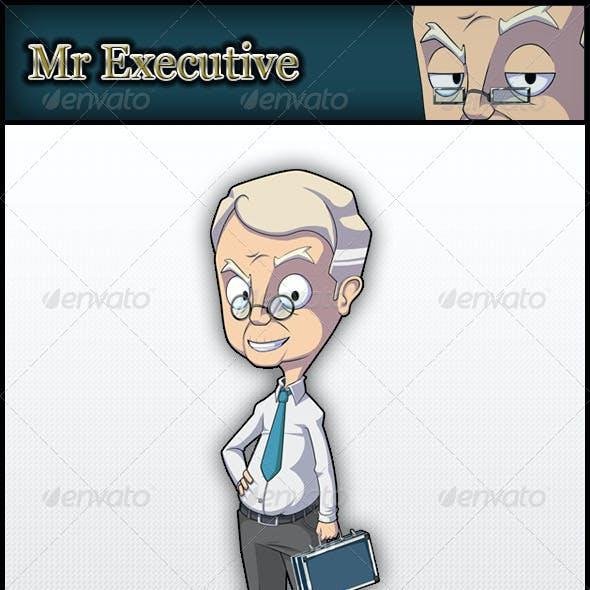 Mr Executive