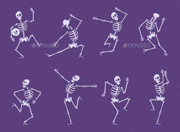 Skeleton Dancing - Miscellaneous Characters