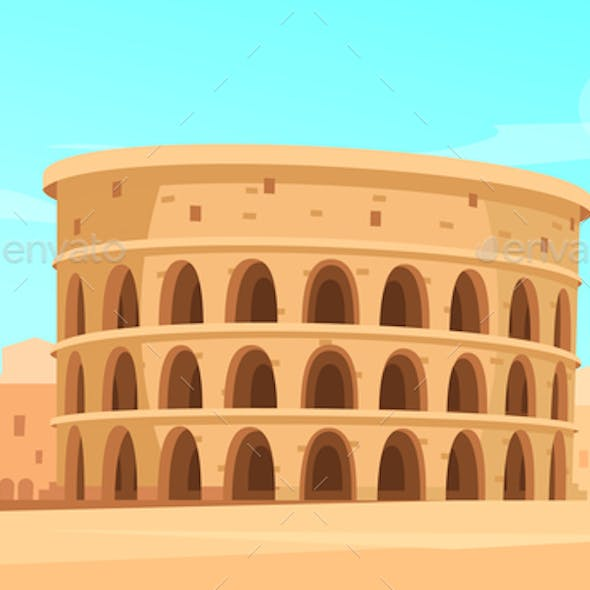 Ancient Rome Background