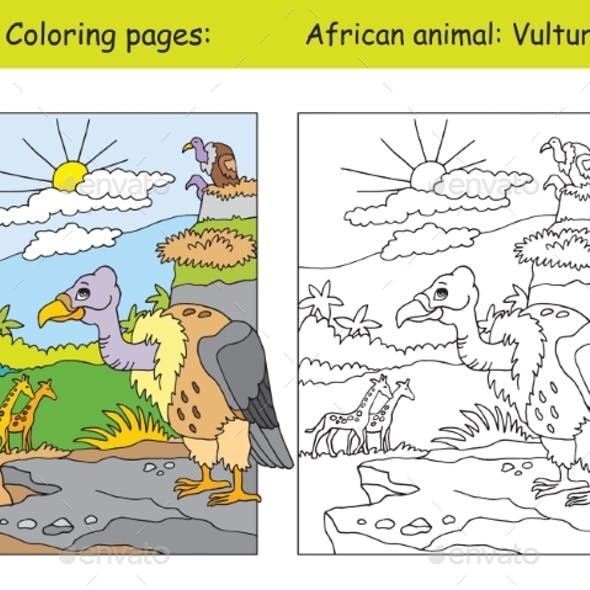 Coloring and Color Vulture