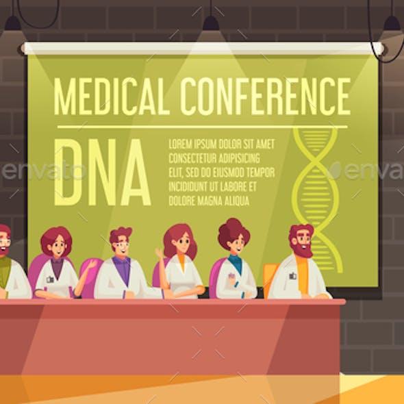 Medical Conference Banner