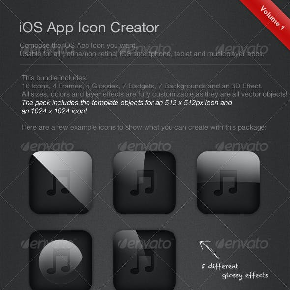 iOS Icon Creator