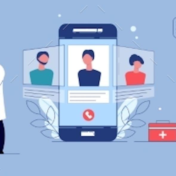Telemedicine, Online Doctor, Medical Service