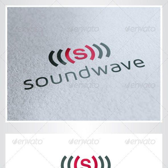 Sound Wave S Logo