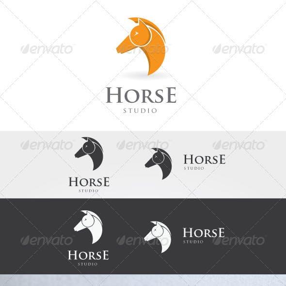 Horse Studio Logo