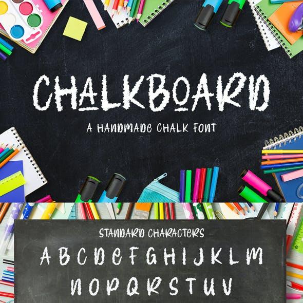 Chalk Font