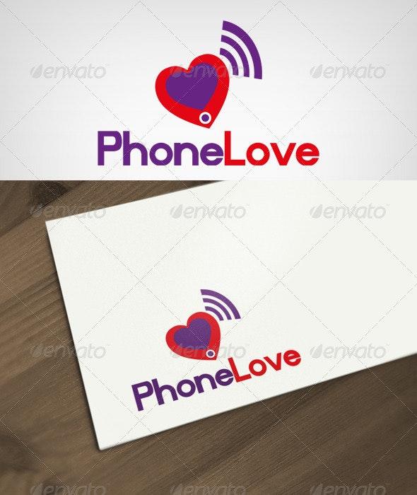 PhoneLove Logo - Symbols Logo Templates