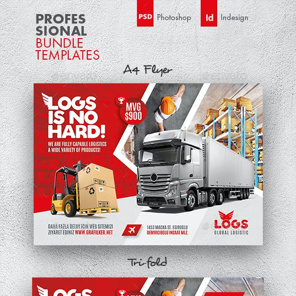 Logistics Bundle Templates