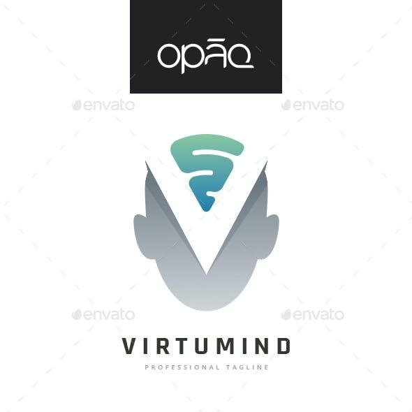 Human Virtual Mind Logo