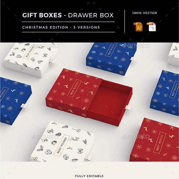 Gift Box Christmas Edition