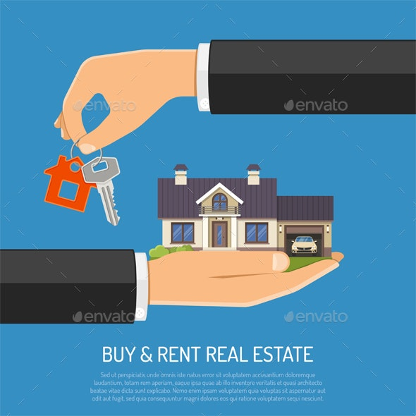 Buy or Rent Real Estate - Concepts Business
