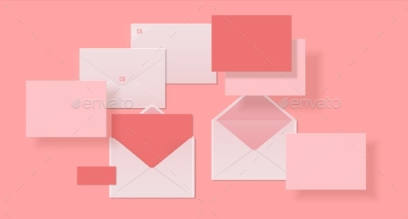 Realistic Envelopes - Miscellaneous Vectors