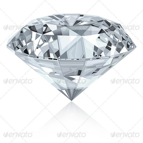 Classic diamond