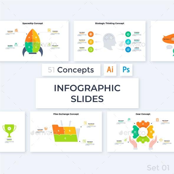 Infographic Slides p.1 - Infographics