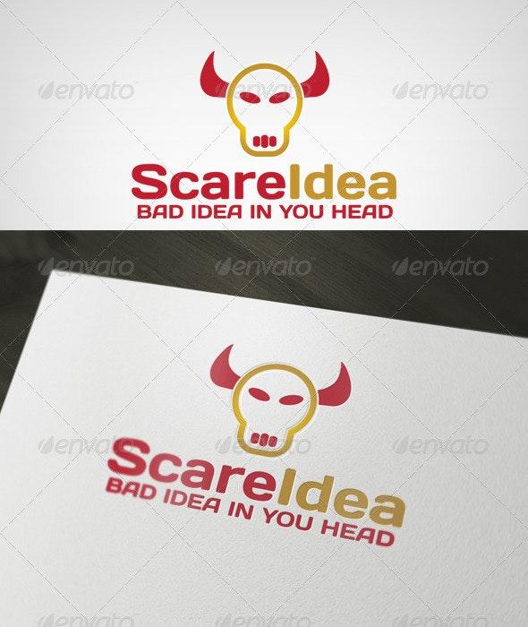 Scareidea Logo - Objects Logo Templates