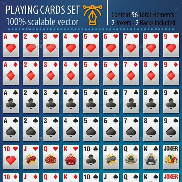 Playing Cards Set 004
