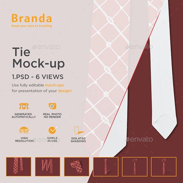 Tie Mock-up