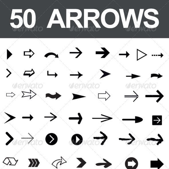 50 Arrows