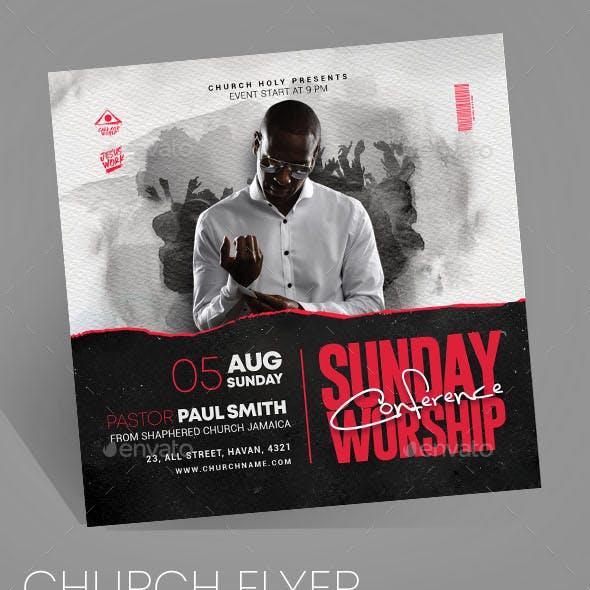 Church Flyer