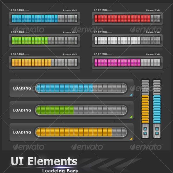 UI Elements #3 - Loading Bar