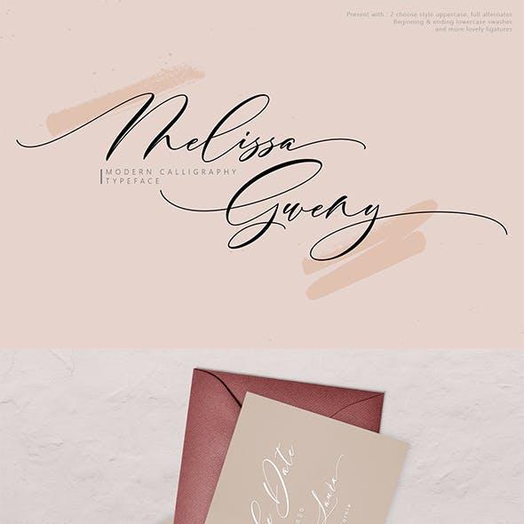 Melissa Gweny Script