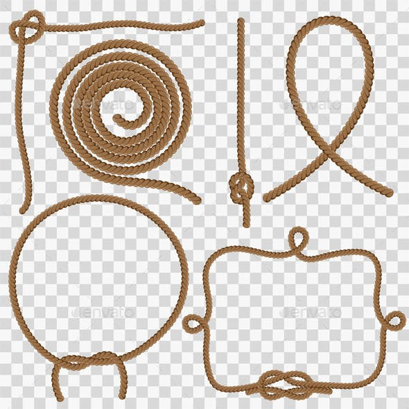 Ropes and Knots