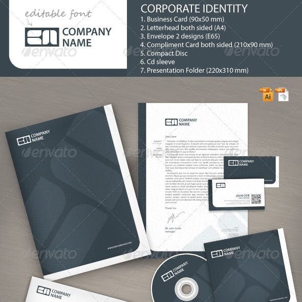Business Brand Corporate Identity
