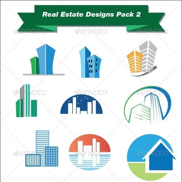 Real Estate Designs Pack 2