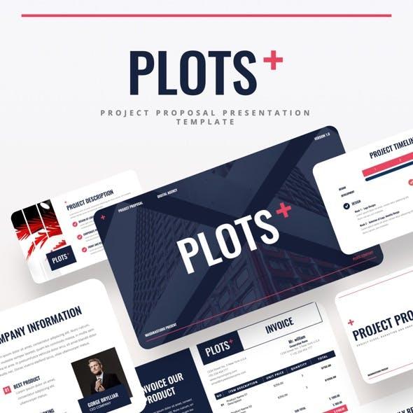 PLOTS - Project Proposal Keynote Template