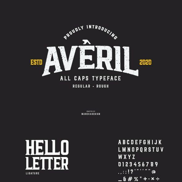 Averil - Regular and Rough