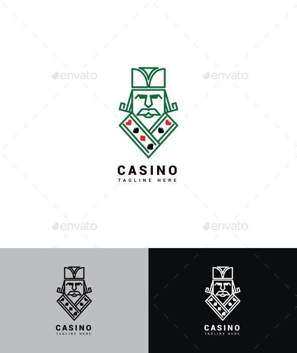 Casino Logo - Symbols Logo Templates
