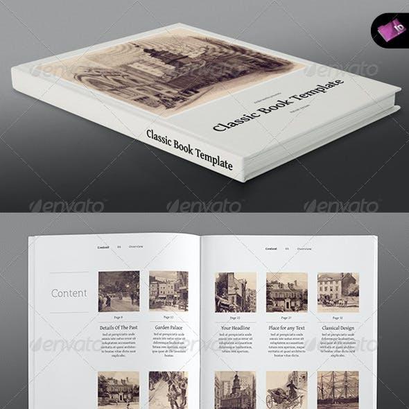 Classic Series • Portrait Book Template