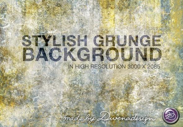 Stylish grunge background No. 2 - Urban Backgrounds