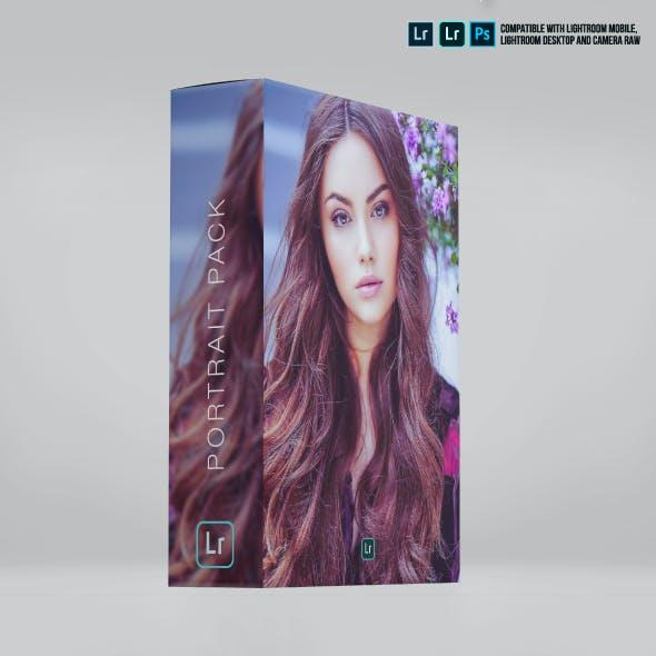 Modern Portrait Lightroom Presets (Mobile + Desktop)