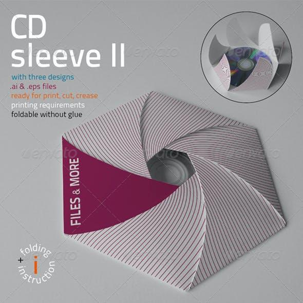 CD Sleeve v2