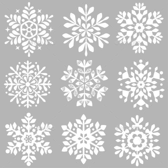 Snowflake Set