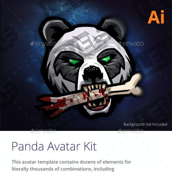 Panda Gaming Avatar Kit
